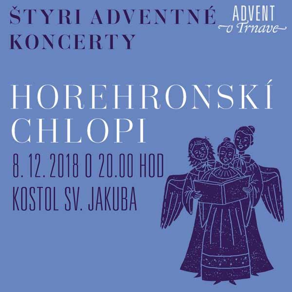 Horehronskí chlopi - Štyri adventné koncerty