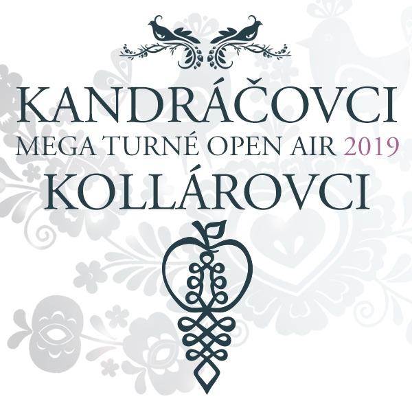 006eee8f6 KANDRÁČOVCI – MEGA TURNÉ OPEN AIR 2019! | TICKETPORTAL vstupenky na ...