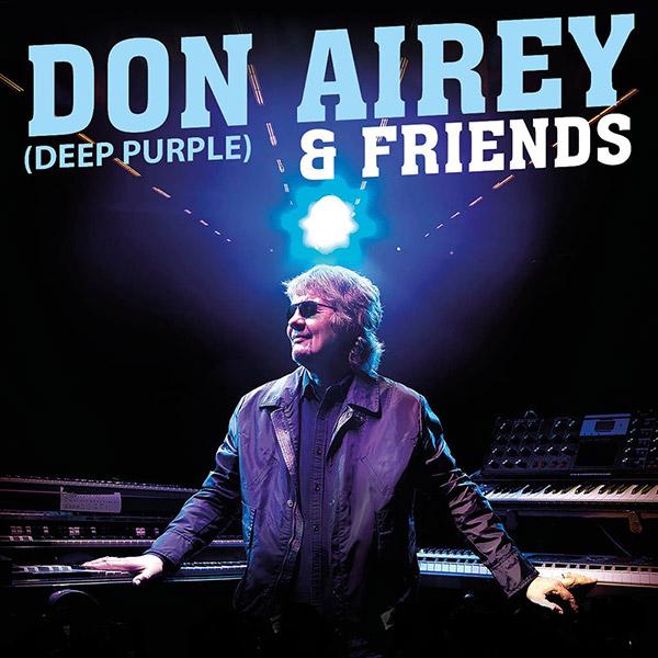 Don Airey & friend