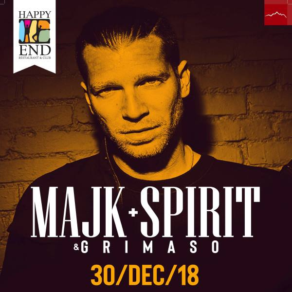 Majk Spirit v Happy Ende