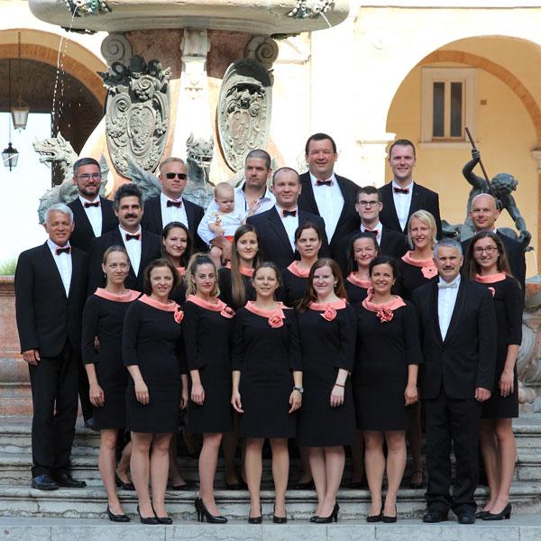 Vianočný koncert speváckeho zboru Apollo