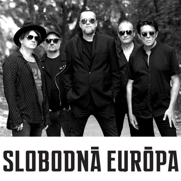 SLOBODNÁ EURÓPA - POSLEDNÉ TRI KONCERTY V 2018