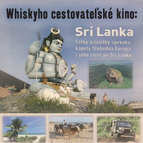 Whiskyho cestovateľské kino – Srí Lanka