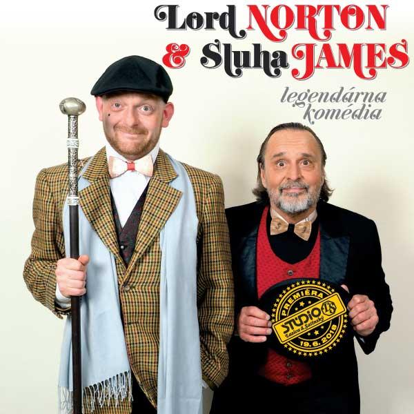 Lord Norton a Sluha James (Po dvadsiatich rokoch)