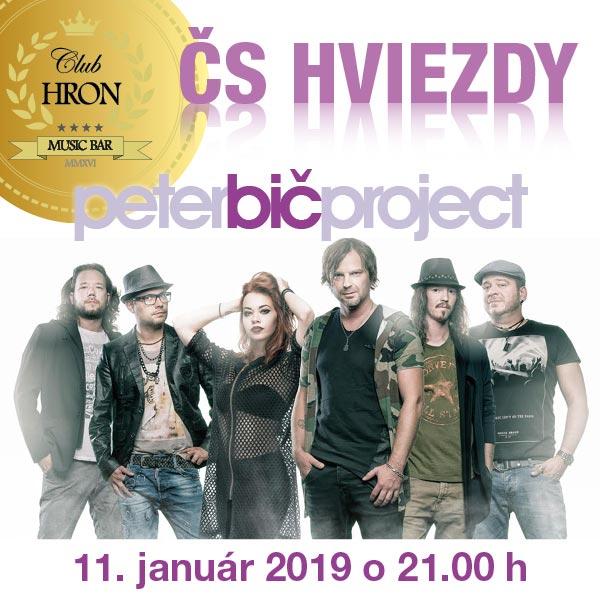 Peter Bič Project - ČS HVIEZDY