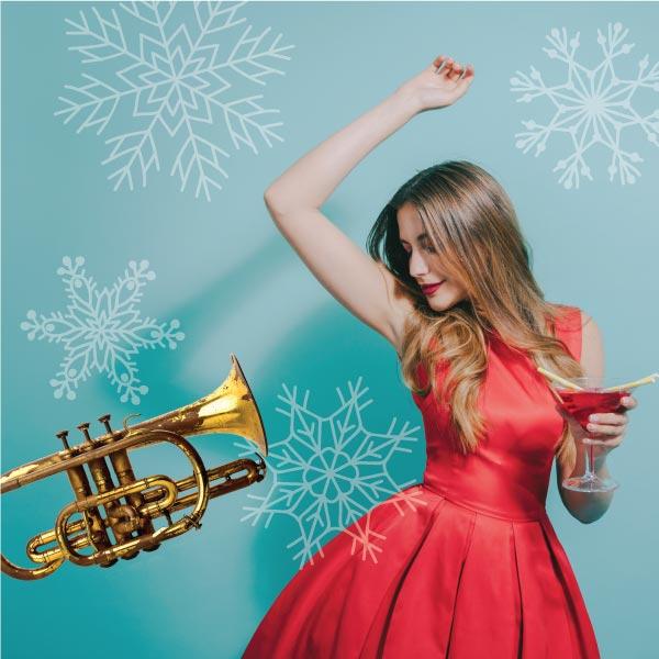 Vianočný koncert FOR Bratislava a Taste of Brass