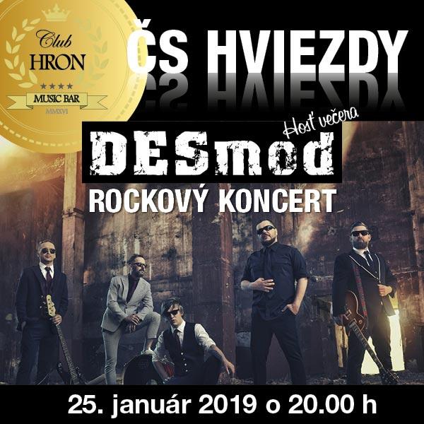 DESMOD - ČS HVIEZDY