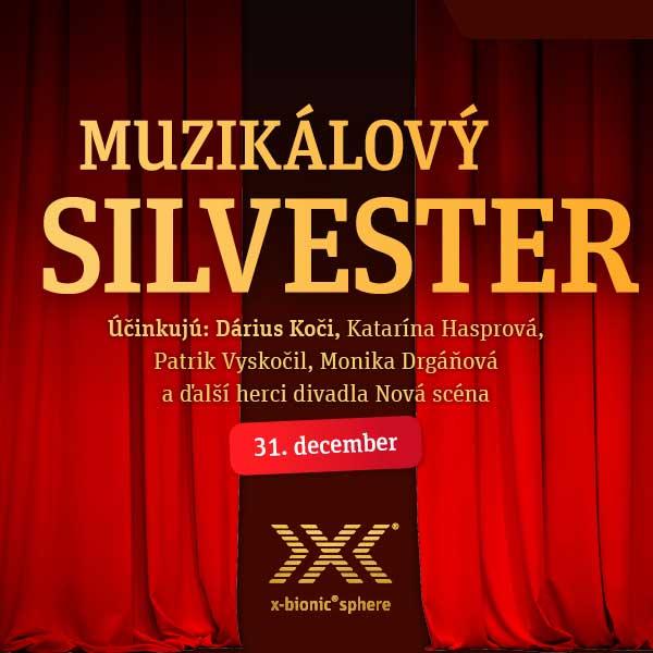 Muzikálový Silvester
