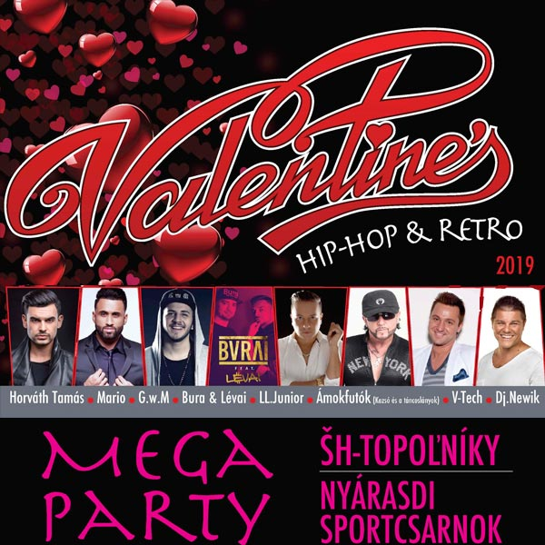 Valentines Megaparty