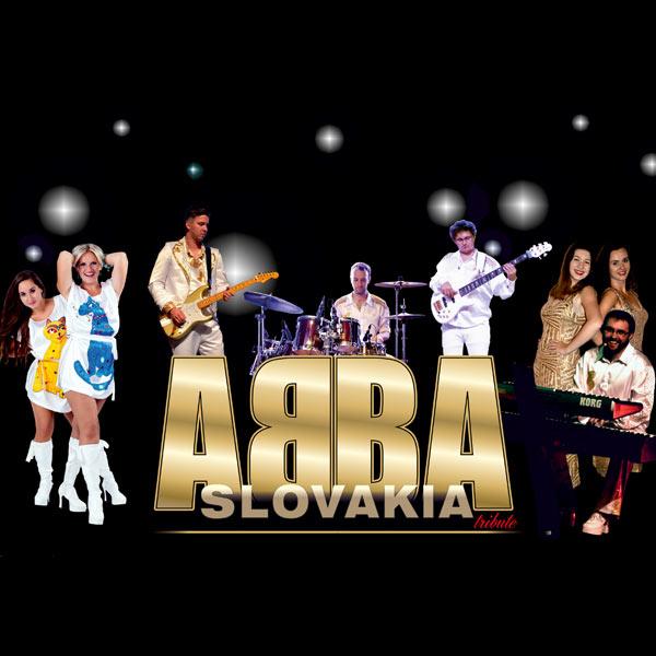 ABBA SLOVAKIA - Valentínsky koncert