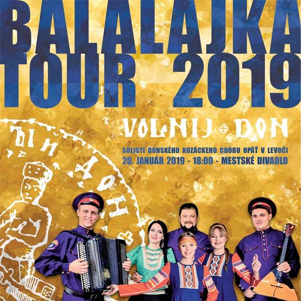 BALALAJKA TOUR 2019