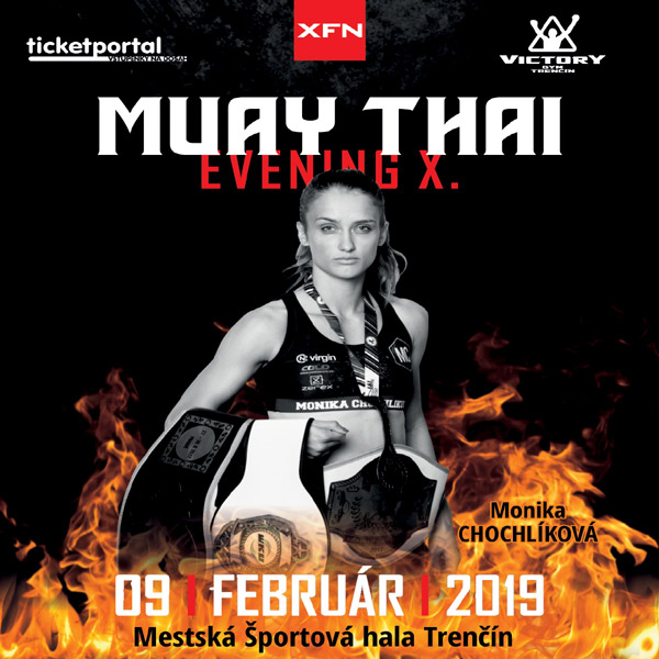 Muay Thai Evening 10