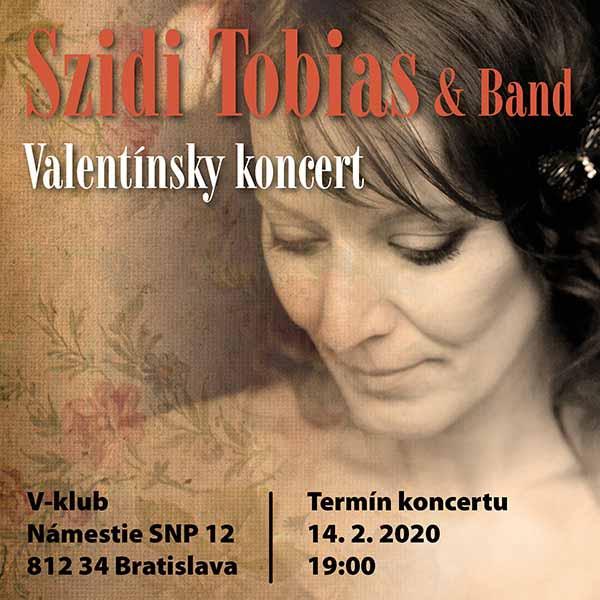 Szidi Tobias & Band - Valentínske objatie