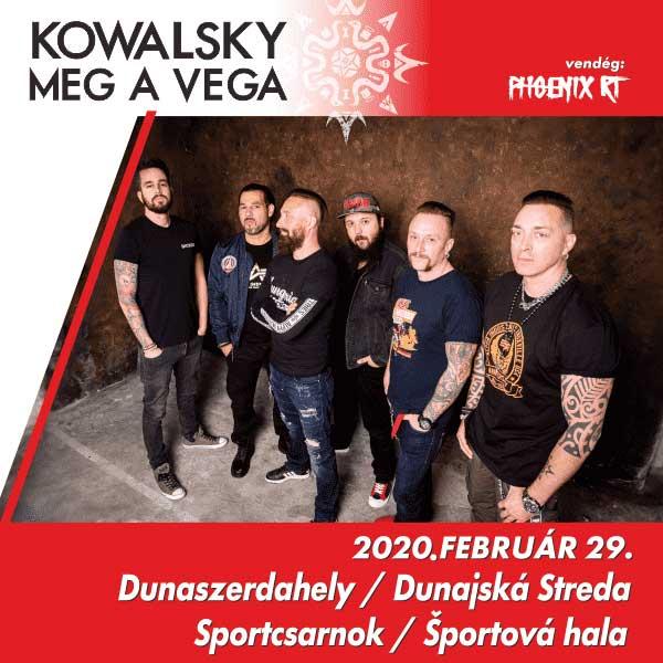 Kowalsky meg a Vega Koncert