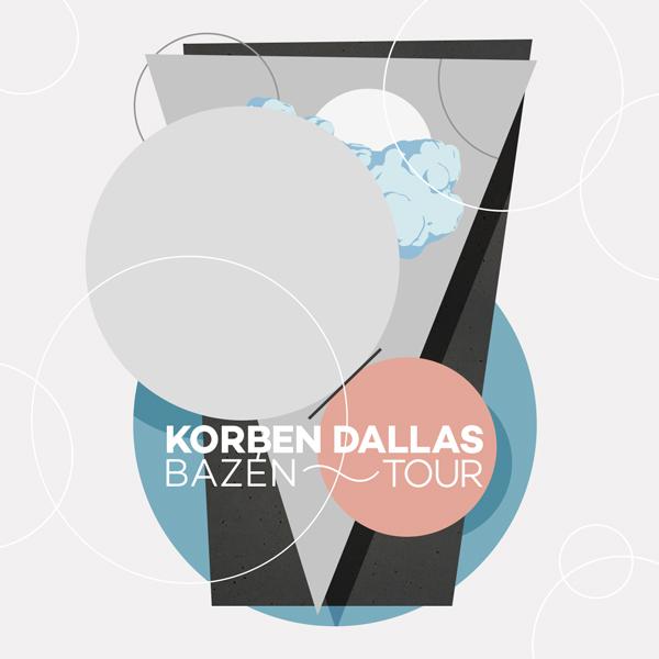 Korben Dallas – generálka Bazén Tour