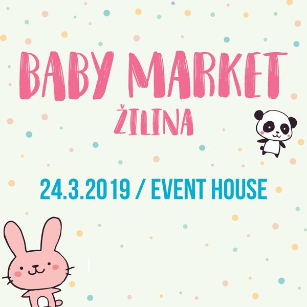 Baby market Žilina