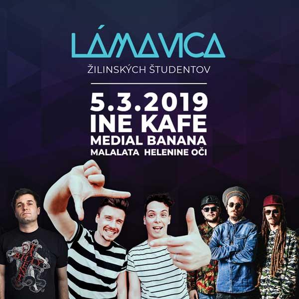 Lámavica Žilinských Študentov 2019
