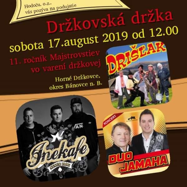 Držkovská držka 2019