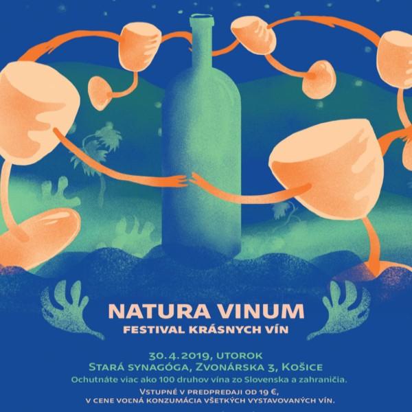 Natura Vinum 2019 – festival krásnych vín