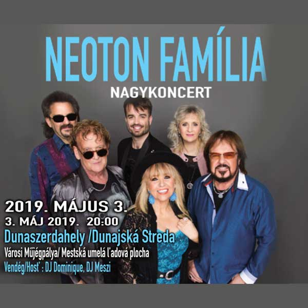 NEOTON FAMILIA - Dunajská Streda