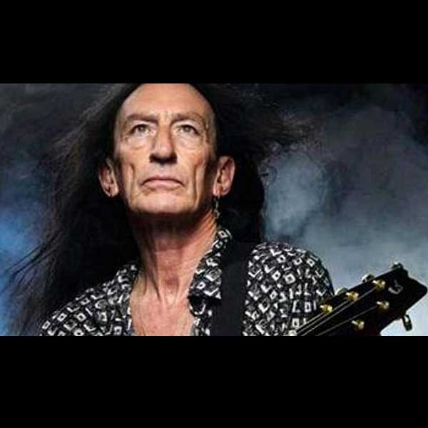 Ken Hensley (Uriah Heep) a Live Fire Band