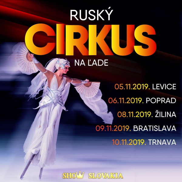 Ruský cirkus na ľade