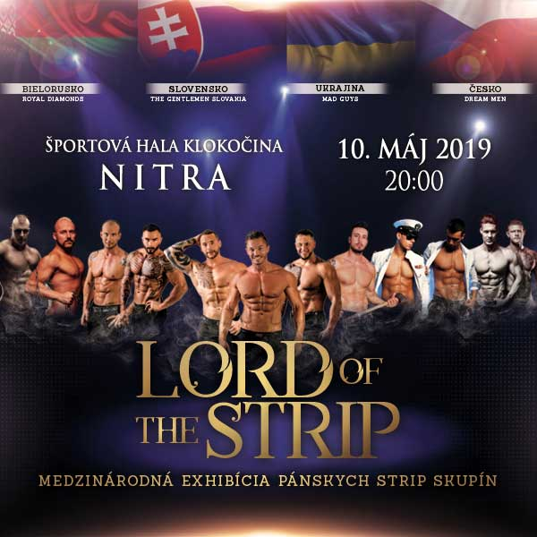 LORD OF THE STRIP