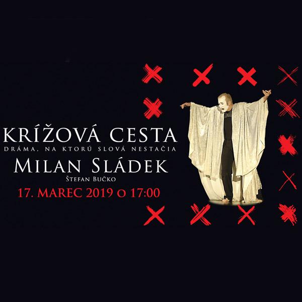 Milan Sládek - Krížová cesta