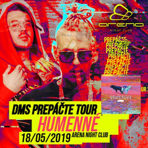 DMS - PREPÁČTE Tour