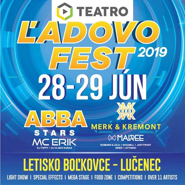 Teatro Ľadovo Fest 2019