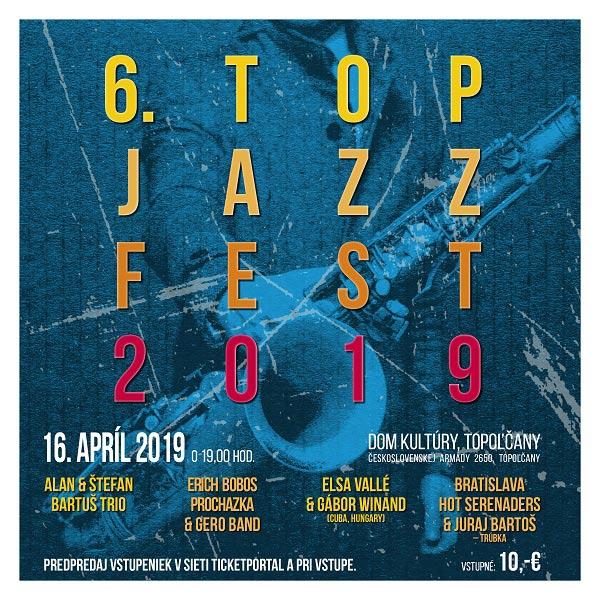 6. TOP JAZZ FEST 2019