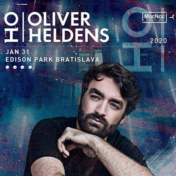 OLIVER HELDENS IN BRATISLAVA