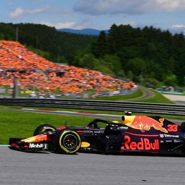 F1: Veľká cena Rakúska