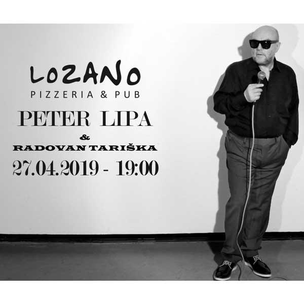 Peter Lipa & Radovan Tariška