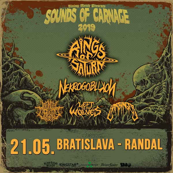 RINGS OF SATURN (USA) + NEKROGOBLIKON (USA)