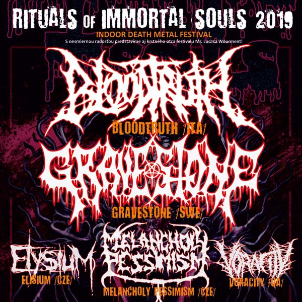 RITUALS OF IMMORTAL SOULS 2019