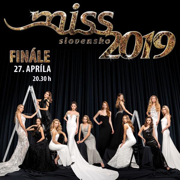 MISS SLOVENSKO 2019
