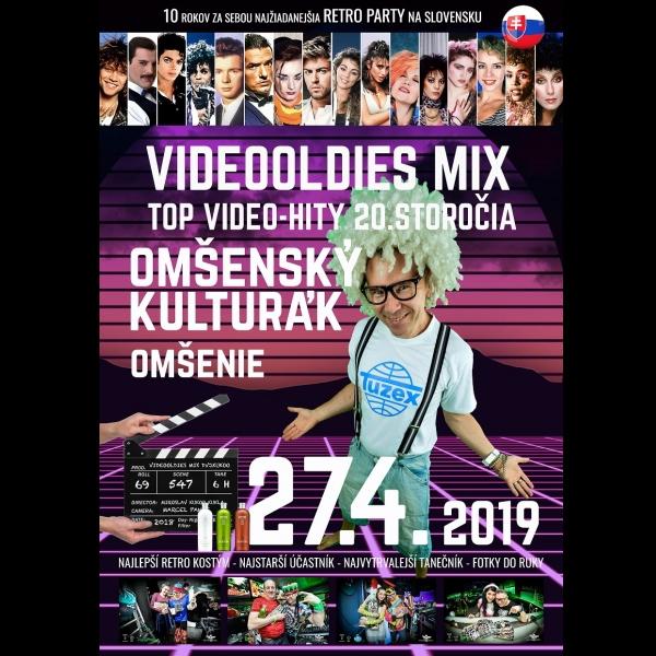 DJ KukO a jeho videoOldies párty