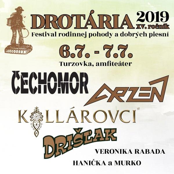 DROTÁRIA 2019