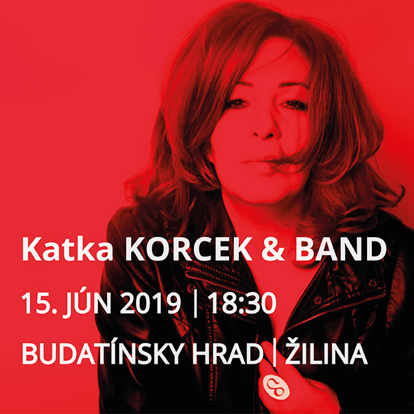 Koncert Katarína Korcek and band