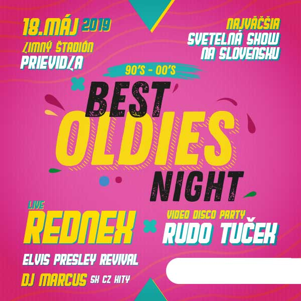 BEST OLDIES NIGHT 2019