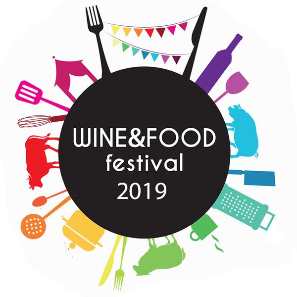 WINE&FOOD vínny festival 2019