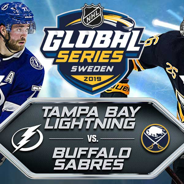 Tampa Bay Lightning – Buffalo Sabres