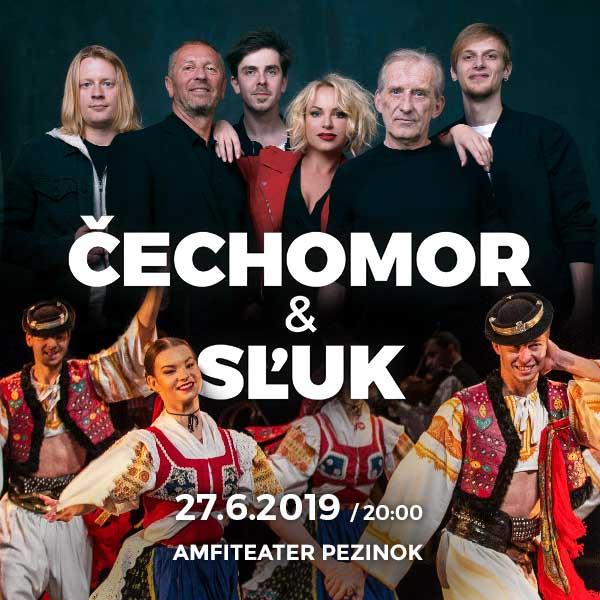 Čechomor & Sľuk