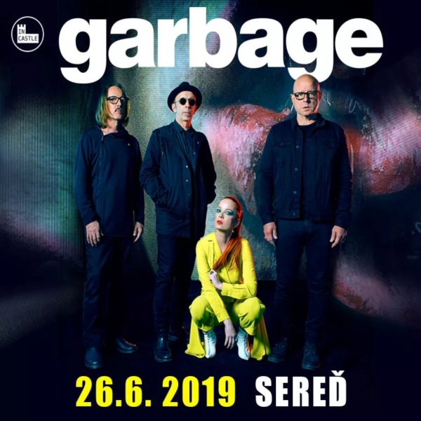 GARBAGE (US) / IN CASTLE 2019