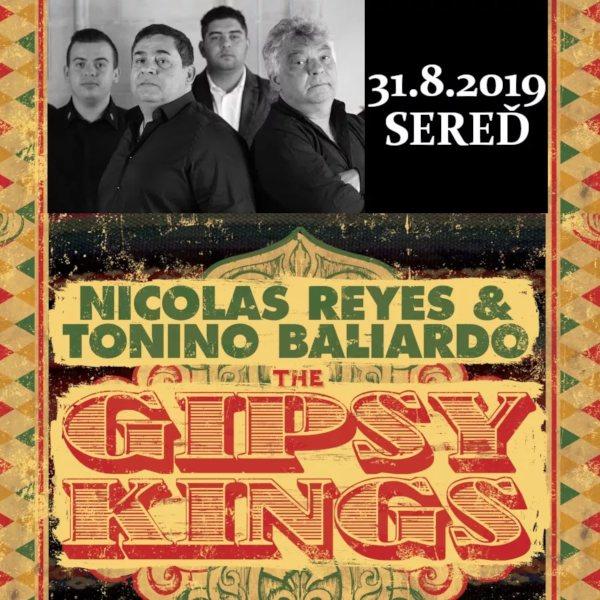 GIPSY KINGS / IN CASTLE 2019