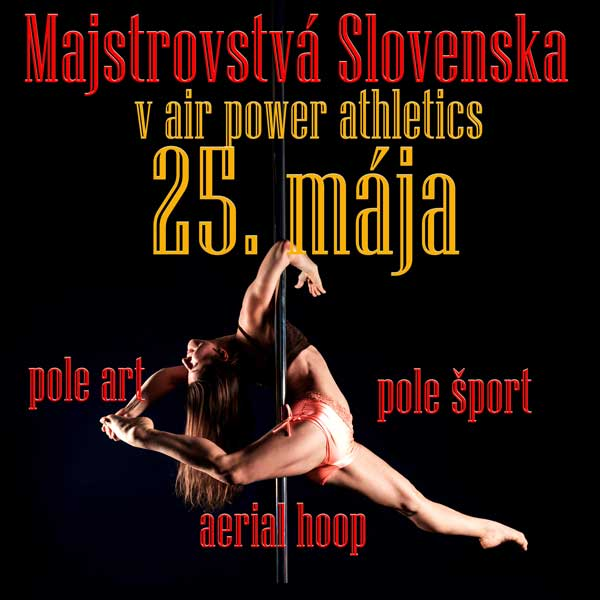 Majstrovstvá Slovenska v air power athletics