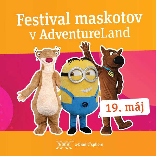 Festival Maskotov