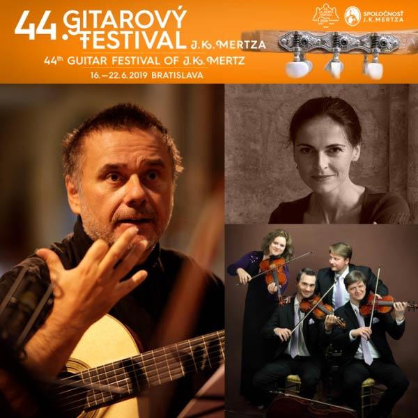 KARAMAZOV PLAYS BACH - GODÁR - BROUWER