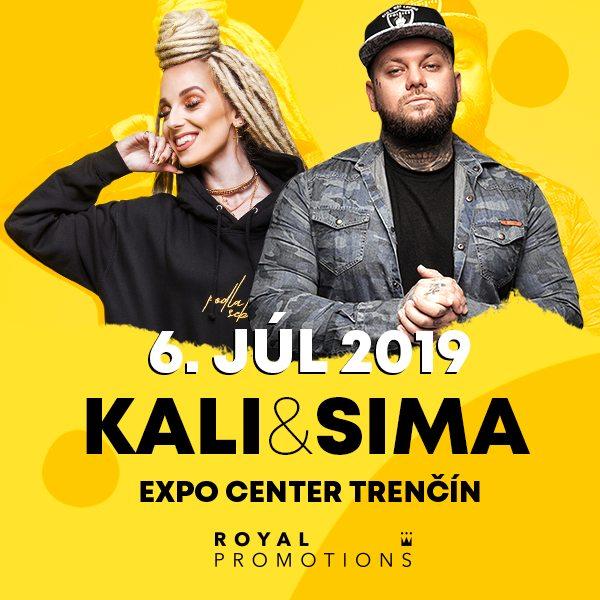 KALI & SIMA - Trenčín EXPO Center